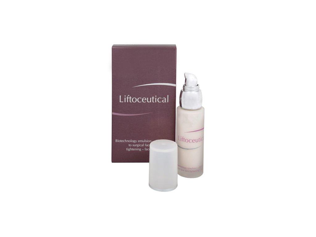 Liftoceutical - biotechnologická emulze na vypnutí tváře 30 ml