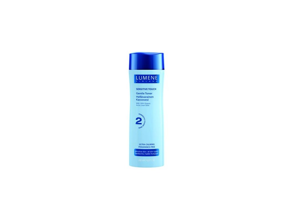 lumene 3 in 1 gentle cleansing water
