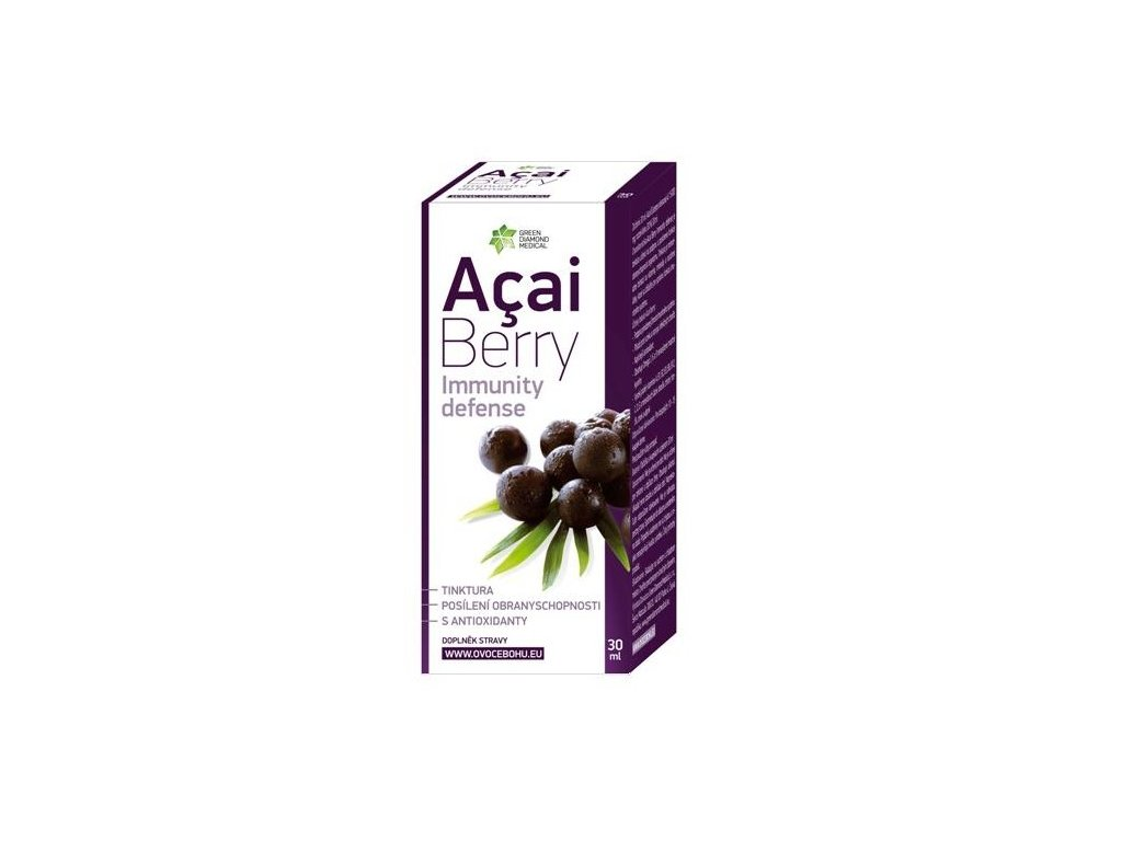 GDM Acai berry Immunity defense 30 ml