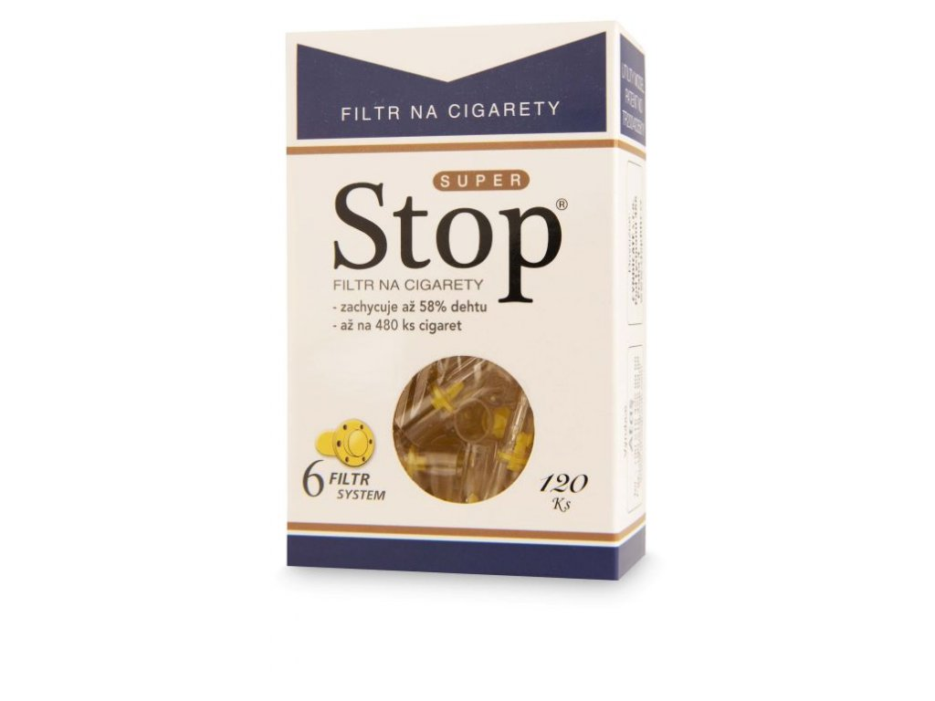 Eva Cosmetics STOPfiltr na cigarety