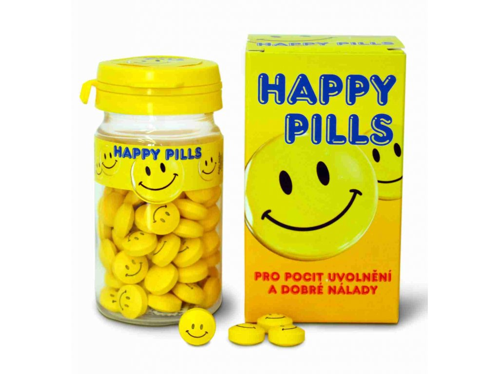 Vetrisol Happy Pills 75 tbl.