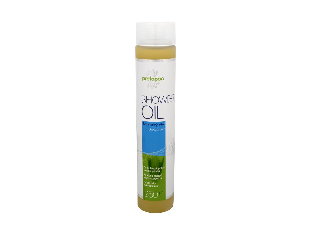 Protopan® Sprchový olej Sensitive 250 ml