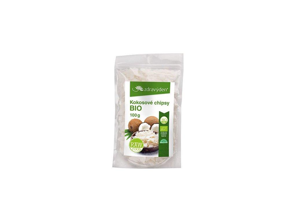 ZdravýDen® BIO Kokosové chipsy RAW