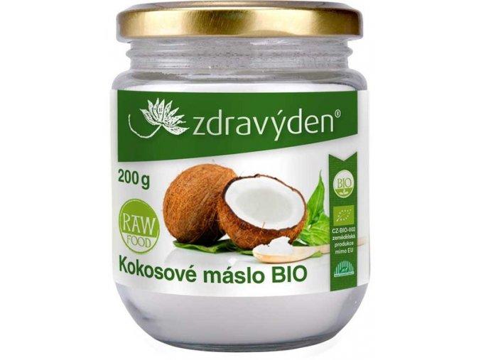 kokosove maslo bio 200g