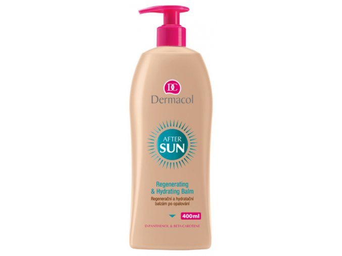 After Sun Regenerating & Hydrating Balm 400ml