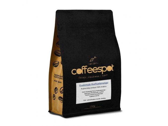Coffeespot Guatemala Huehuetenango