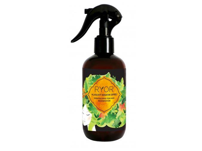 Vlasový keratin sprej malá
