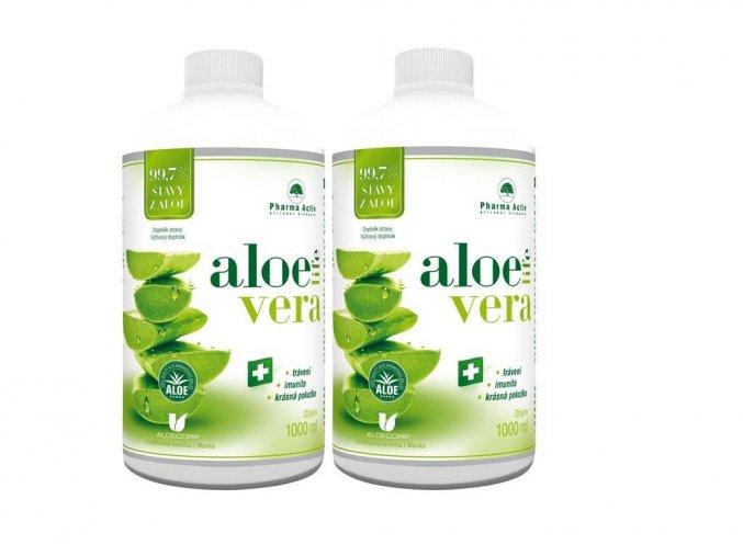Aloe 1 plus 1