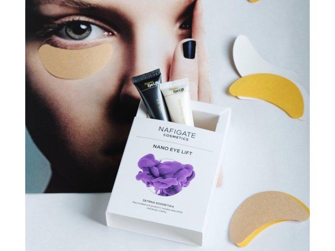 Nano Eye Lift+oční serum zdarma