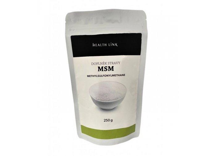 Dragon Superfoods MSM prášek 200 g