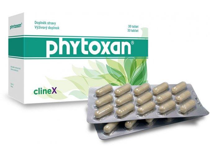 phytoxan 2 x 30 tablet NEW
