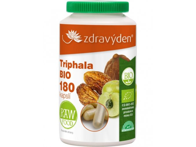 ZdravýDen®   BIO Triphala 180 kapslí