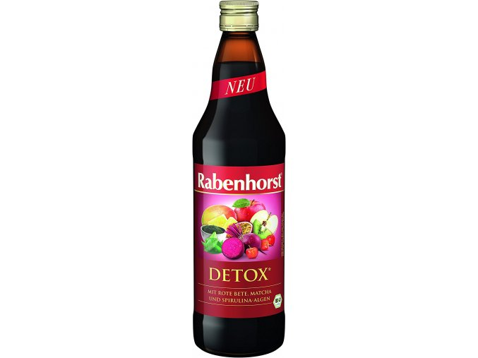 Rabenhorst BIO Detox 750 ml