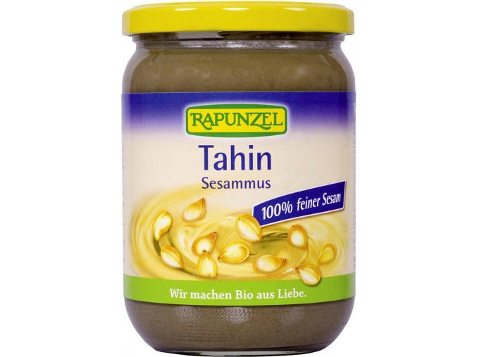 Rapunzel BIO Tahini (sezamová pasta) 500 g