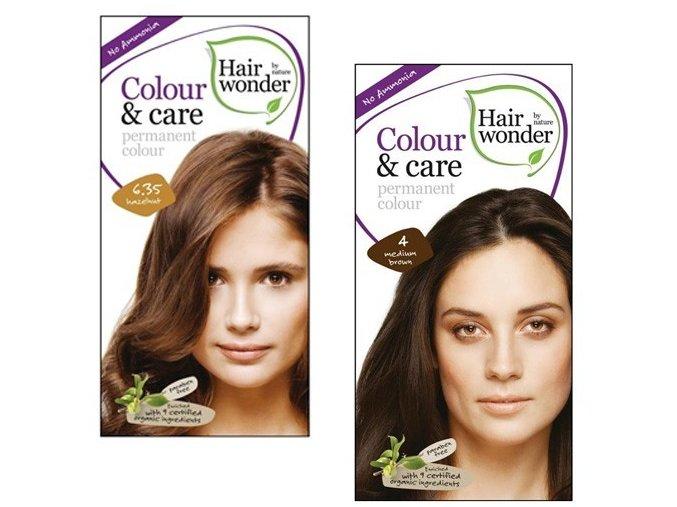 Hairwonder Dlouhotrvající barva 100 ml
