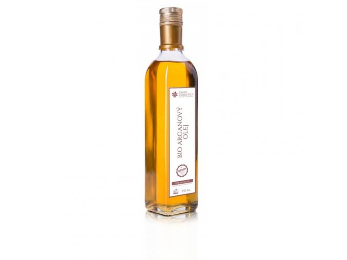Zahir Cosmetics BIOArganový olej 250 ml