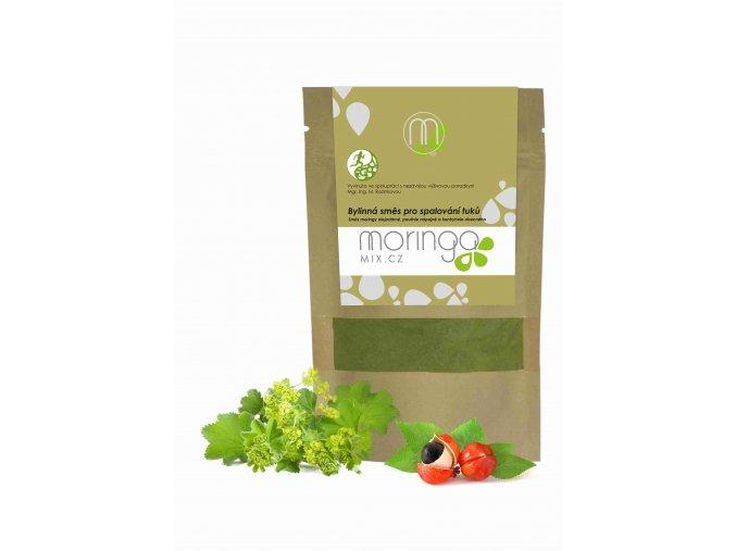 Moringa MIX Bylinná směs pro spalování tuků 30 g