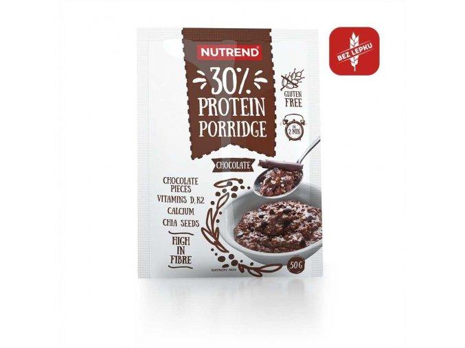 protein porridge chocolate 50g cz