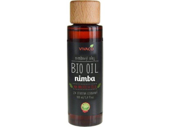 Vivaco Bio Nimbový olej 100 ml