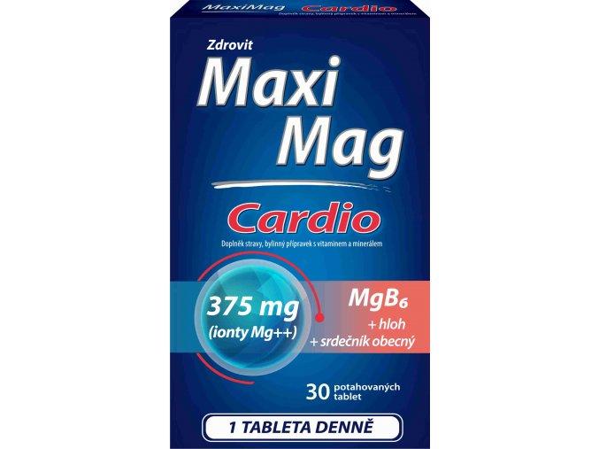 Zdrovit maxi mag cardio
