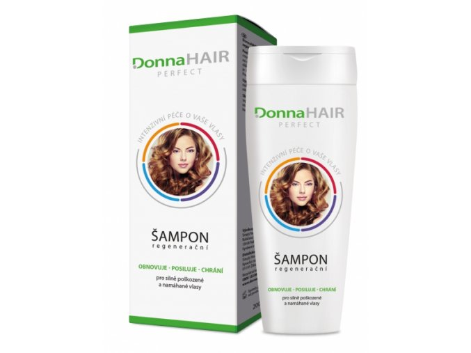 Simply you Donna Hair Perfect Regenerační šampon 200 ml