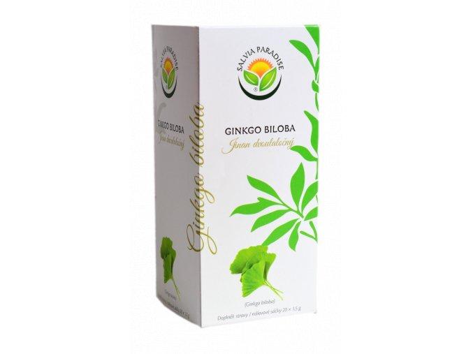 Ginkgo biloba n. s. 20 x 1.5 g