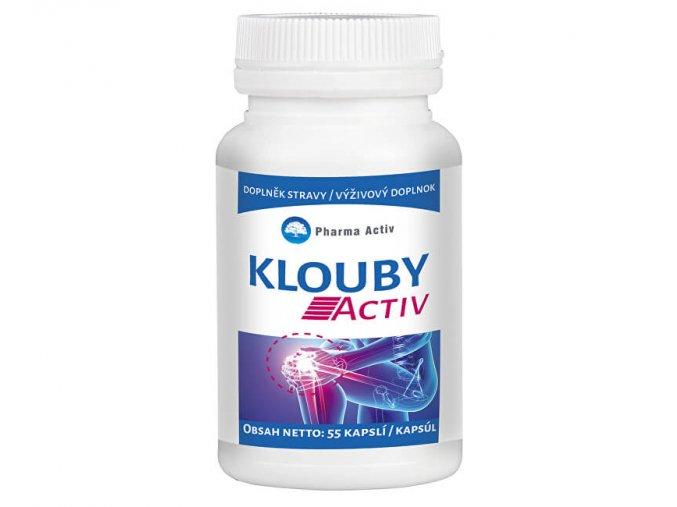 Pharma Activ Klouby Activ 55 kapslí