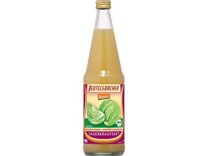 Beutelsbacher BIO Zelná šťáva mléčně kvašená 700 ml