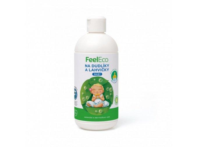 Feel Eco Prostředek na mytí dudlíků a lahviček BABY 500 ml