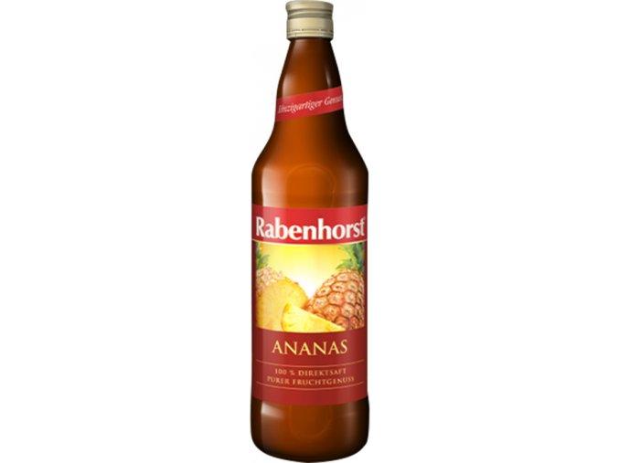 Rabenhorst Ananasová šťáva 100% 750 ml