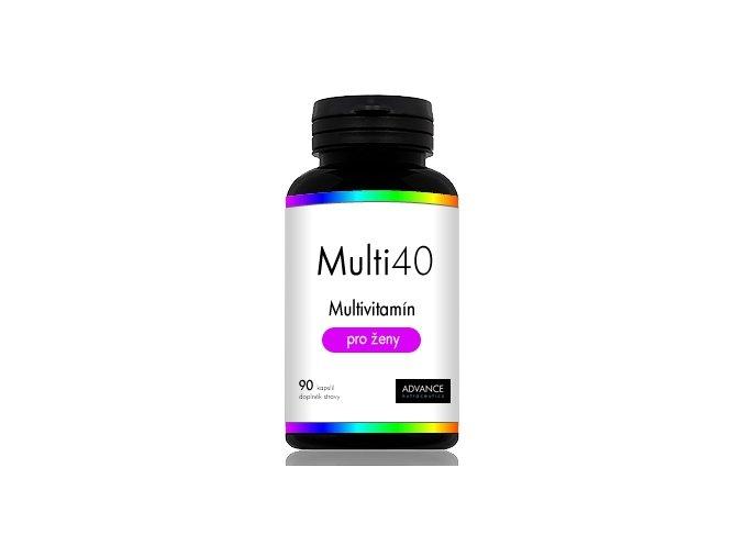 multi40 pro zeny