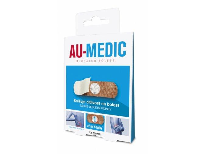 AU-MEDIC blokátor bolesti
