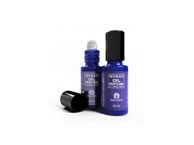 Renovality Woman Oil Perfume 20 ml