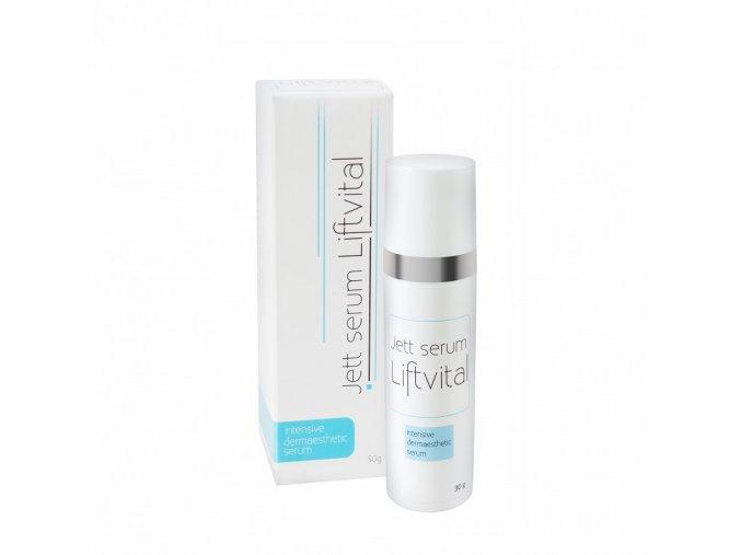Jett serum LiftVital - Intenzivni sérum po dermaestetických zákrocích 30 g