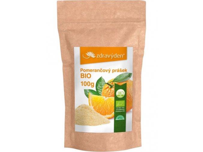 pomerancovy prasek bio 100g.jpg 800x600 q85 subsampling 2