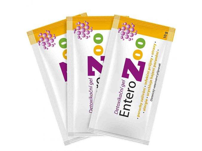 EnteroZOO - detoxikační gel 10 g