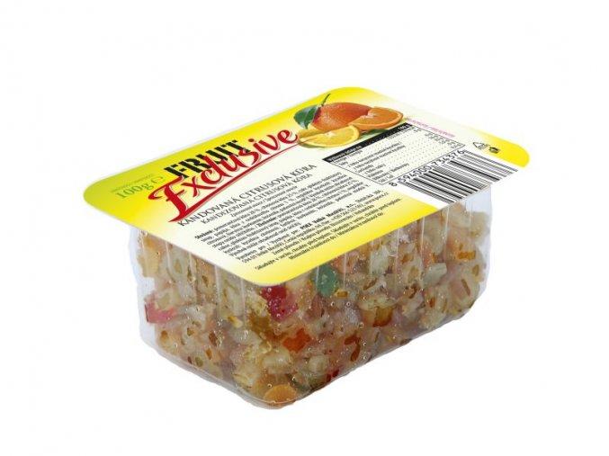 POEX Kandovaná kůra citrusů 100 g