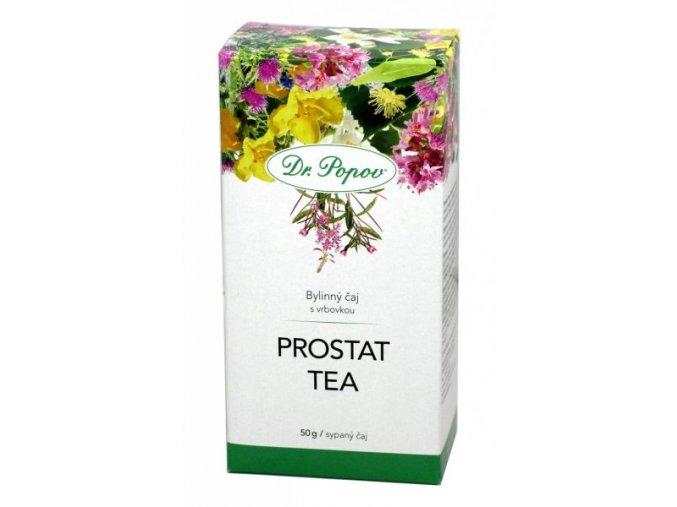 Dr. Popov Prostat tea sypaný 50 g