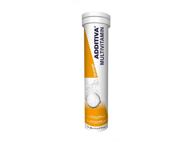 Multivitamin pomeranc