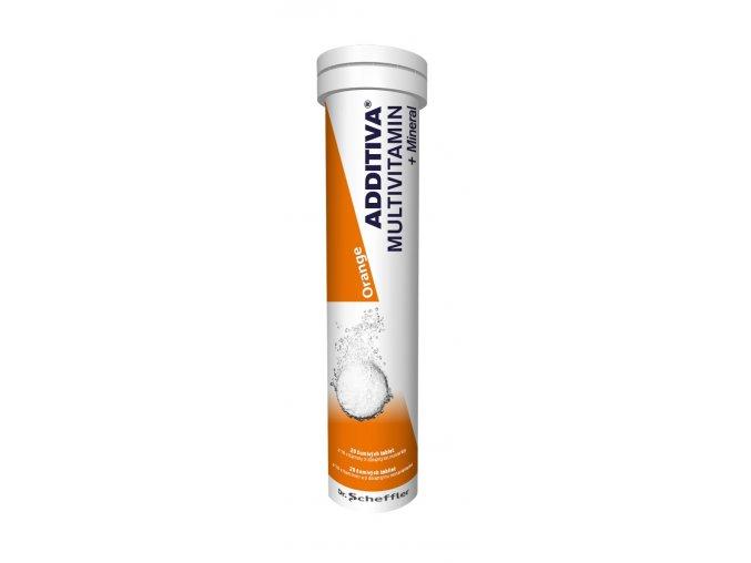Multivitamin+mineral pomeranc