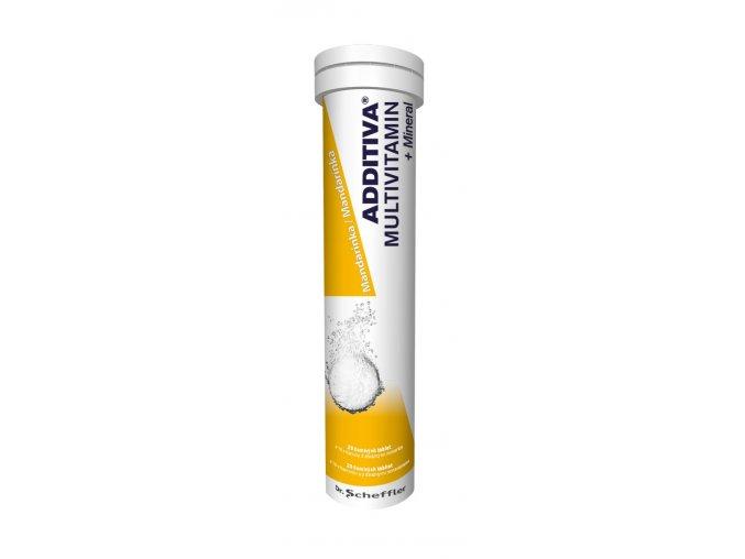 multivitamin+mineral mandarinka