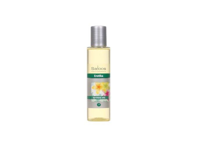 Saloos Erotika - sprchový olej