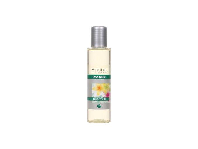 Saloos Levandule - sprchový olej