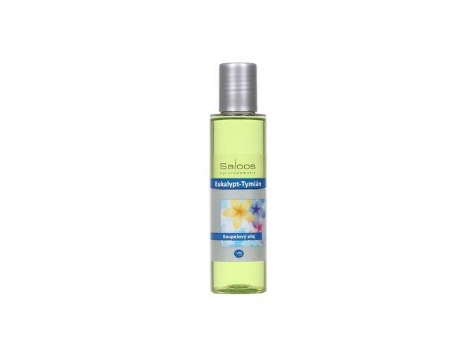 Saloos Eukalypt–Tymián - koupelový olej