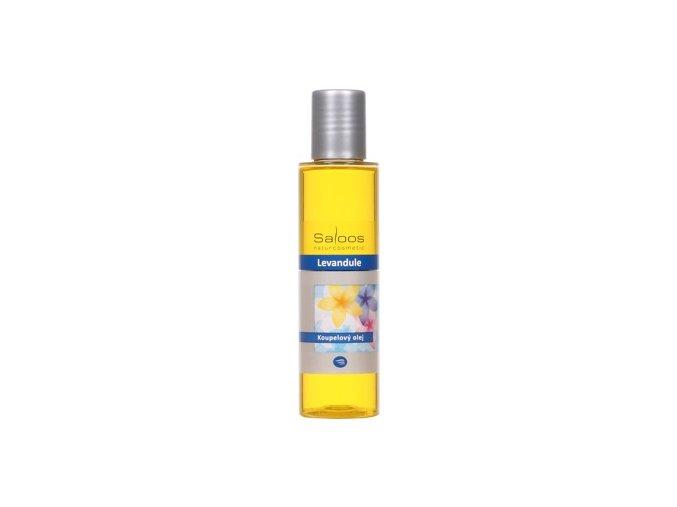 Saloos Levandule - koupelový olej