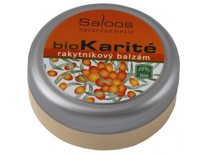 Saloos Bio Karité balzám - Rakytníkový