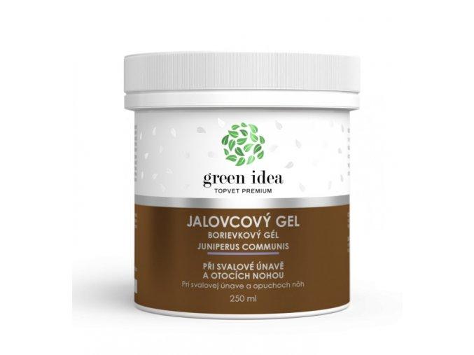Topvet Jalovcový masážní gel při svalové únavě 250 ml