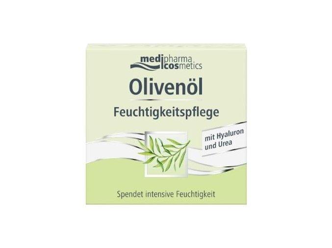 Doliva Olivový hydratační obličejový krém 50 ml