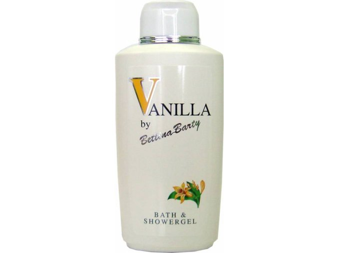 Bettina Barty sprchový gel Vanilla 500ml