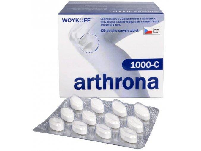 arthrona 1000 c 120 tbl